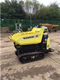 Cormidi 13.85, 2016, Tracked dumpers