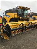 New Holland CR 980, 2015, Combine harvesters