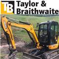JCB 8026 CTS, 2014, Mini excavadoras < 7t