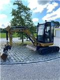 Caterpillar 302.7 D CR, 2015, Mini ekskavatori < 7 t