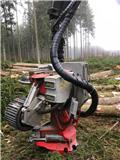 Log Max 6000B, 2017, Schneidwerke