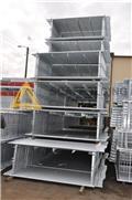 échafaudage Gerüst Scaffolding qm350 T.Plettac, 2021, Oprema za skele