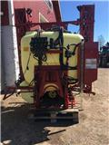 Hardi Master 1200 Plus, 2012, Mounted sprayers