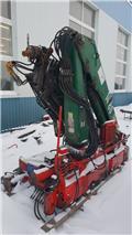 HMF 1460 K3, 1996, Grúas cargadoras