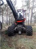 Komatsu 911.4, 2014, Harvester
