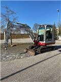 Takeuchi TB135, 2008, Mini excavators < 7t