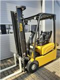Yale ERP15, 2016, Electric Forklifts