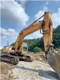 Hyundai Robex 300 LC, 2010, Crawler Excavators