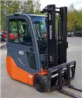 Toyota 8 FB ET 20, 2014, Electric Forklifts