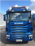 Scania R 500, 2007, Kiperi kamioni