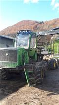 John Deere 1210 E, 2011, Forwarderji