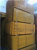 Marcegaglia 1250, 2007, Pallet racks