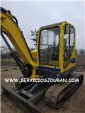 Neuson 50 Z 3 RD, 2006, Mini excavadoras < 7t