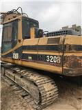 卡特彼勒 320 B、2014、履带挖掘机