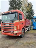 Scania R 144 GB, 1999, Dump Trucks
