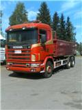 Scania R 144 GB, 1999, Kipper