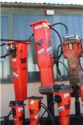 Rammer M18, Hydraulic pile hammers