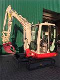 Takeuchi TB225, 2018, Mini Excavators <7t (Mini Diggers)