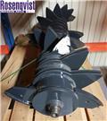 Deutz-Fahr Rotor VF16617340, VF06579530, VF06579532, Šasija i vešenje