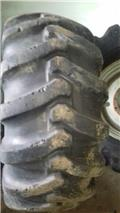 Nokian Ergo 6W, Tyres, wheels and rims