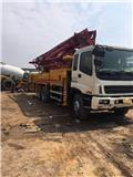Putzmeister 37 M, Kamionske beton pumpe