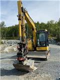 Komatsu PC78US, 2016, Midi excavators  7t - 12t