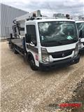 Nissan CABSTAR  35.11 - CAMIÓN CESTA 23 M ARTICULADO - 20, 2014, Truck mounted aerial platforms