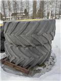 Michelin Xeobib 710-42، الإطارات والعجلات والحافات