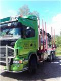 Scania R620, 2010, Log trucks