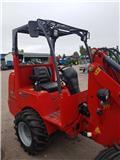 FLEXITRAC 1236LRF, Багатофункціональне обладнання для вантажних і землекопальних робіт