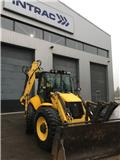 New Holland B 115 B, 2010, Backhoe loader
