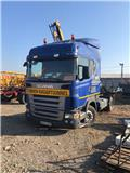 Scania R 420, 2007, Autotractoare