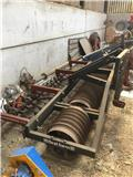 NRE 3 metre front press, 2007, Cultivators