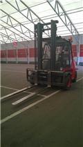 Linde H70D, 2007, Diesel Forklifts