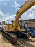 Komatsu PC220-7, 2007, Crawler excavators