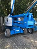 Genie Z 60/34, 2012, Articulated boom lifts