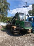John Deere 1010 E, 2012, Forwarder