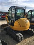 JCB 8045 ZTS, 2008, Mini Excavators <7t (Mini Diggers)
