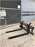 Pallegafler 8 T HYD Volvo / Forks / Palettengabel، 2020، شوكات