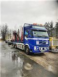 Volvo FH16 660, 2007, Tovornjaki za hlode