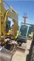 Yanmar Vi0 80, 2011, Escavadoras Midi 7t - 12t
