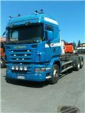 Scania R 420, 2005, Demountable Trucks