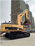 Caterpillar 390, Crawler excavators