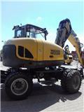 Wacker Neuson EW100, 2015, Wheeled excavators