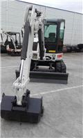 Bobcat 435 AG, 2006, Mini Escavadoras <7t