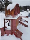 Vepi Suurteholinko 228, 1982, Snow Blowers
