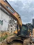 Sany SY 215 C、2017、履帶式挖土機(掘鑿機,挖掘機)