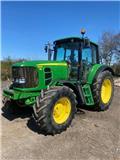 John Deere 6630 TLS, 2012, Tractores
