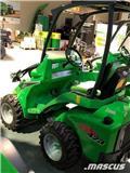 Avant 423, 2018, Багатофункціональне обладнання для вантажних і землекопальних робіт
