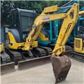 Komatsu PC35MR-2, Mini excavators < 7t (Mini diggers)